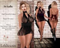 .:Lekilicious Store:.Set Scarllat  L&M  Store