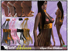 **SD** Delicia Outfit v1.1 Fatpack