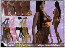 **SD** Delicia Outfit v1.1
