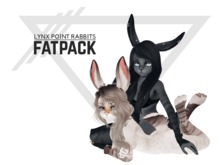 LP Siamese Bento Bunny Parts Mod // FATPACK