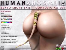 0o Morph - BENTO Human Anomalie Tail (bejeweled) + complete AO - Update 1.1