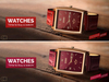 Ca promo watches add 1
