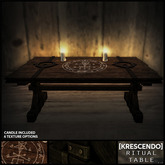 [Kres] Ritual Table Set