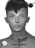 .:BB:: Ivo -Lelutka Skin applier soft tan DEMO BROW  option