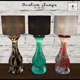 The Jewel Garden - Fashion Lamps