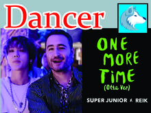 Super Junior (Otra Vez) one more time (Feat. REIK) BOXED