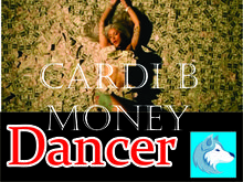 Targaryen Shop Cardi B - Money (DANCER) BOXED