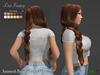 ~DecoFranzy~ Animesh Braided Hair 12 Colors (MC)