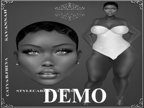 *DEMO* RML SAVANNAH BENTO SHAPE