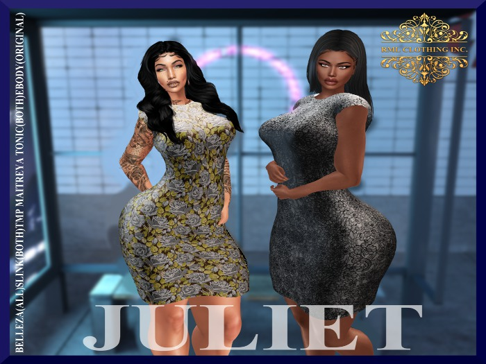 RML JULIET DRESS