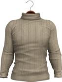 !APHORISM! Tyler Winter Sweater - Tortilla