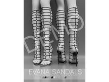 DEMO - Pure Poison - Evana Sandals