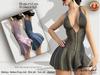 bag Dress Mali BENTO W/CH *Arcane Spellcaster* Ak-Creations