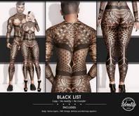 IDTTY Body Shop - Black List