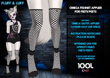 F&L - Fishnets - Omega - (For Feety Peets) - BOM UPDATED!