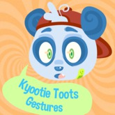 "~K*T~ ""It's dino time!"" Kids Gesture!"