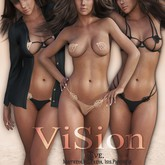 {ViSion} // Lingerie Eve - FAT PACK - Maitreya, Belleza Freya - Isis, Slink Hourglass - Physique
