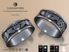 [*K*] Claddagh Ring for bento hands