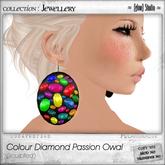 [ glow ] studio - Colour Diamond Passion Owal (boxed)