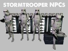 Stormtrooper NPCs