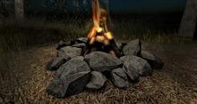 [ kunst ] - Campfire