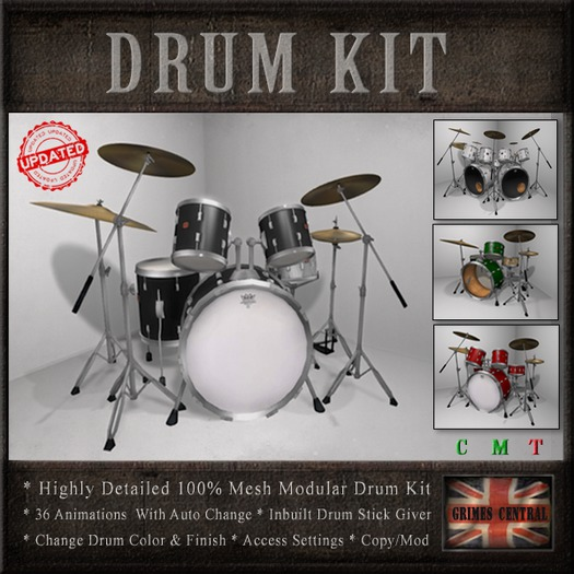 Drum Kit /Drum Set