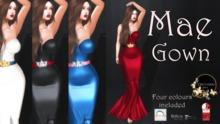 Continuum Mae Gown
