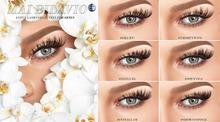 .:Mai Bilavio:. Lotus Eyelash Collection (GENUS)