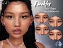 Sap ~ Freckles {Genus}   BoM