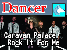 Caravan Palace - Rock It For Me /Concert BOXED