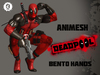 :: UCM :: Deadpool Animesh - Bento