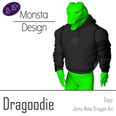 Dragoodie For Male JOMO Dragon (BOXED)