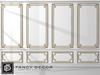 Fancy Decor: Faline Wall Panel (gold)