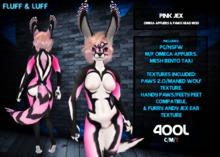 F&L - Jex - Omega Appliers Mod - Pink