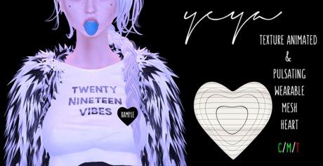 YZ - Pulsating mesh hearts