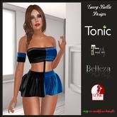 Electra Dress blue
