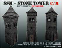 SSM - Stone Tower Copy / Modify