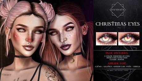 Oxydate. [Christmas] Eyes