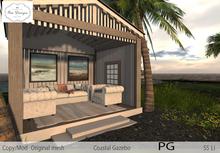 Bee Designs Coastal Gazebo PG