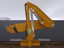 FM Folding Crane (fully functional!)