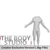 TBS Male Fitmesh Bento Body [Full Perms](.dae File)