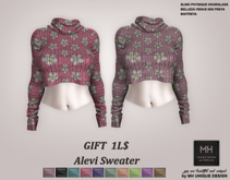 GIFT-MH-Alevi Sweater Collection