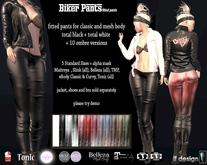 [lf design] Biker  Pants