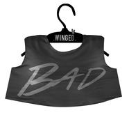 .WINGED. Amy Shirt // Bad
