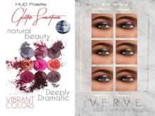 VERVE - Eyeshadow Palette / Glitter Sensations / GENUS