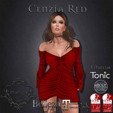 **Mistique** Cinzia Red  (wear me and click to unpack)