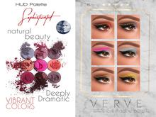 VERVE - Sophisticated / Eyeshadow Palette / GENUS