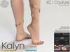 -KC- KALYN ANKLETS / MAITREYA SLINK BELLEZA TONIC