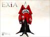 * EXiA * Sarara Kimono Red