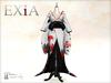* EXiA * Sarara Kimono White